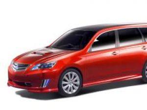 Exiga, elixir ? la Subaru