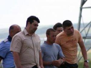 Maricel Brânză, încadrat de poliţişti de la Investigaţii Criminale