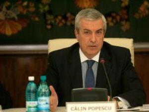 Călin Popescu Tăriceanu a declarat că nu va permite aplicarea unei astfel de majorări salariale. Foto: MEDIAFAX