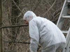 Criminaliştii au cules probele de la locul sinuciderii