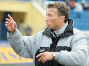 Dan Petrescu, cel mai bun antrenor al anului 2008