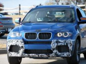 BMW X6M 2009 Foto-spion