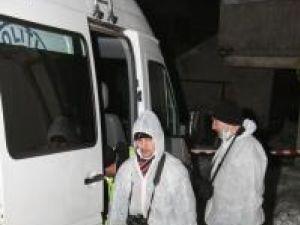 Ancheta în cazul crimei de la Siret a fost preluată de poliţişti şi un procuror criminalist de la Bucureşti