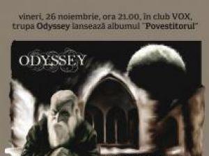 "Club Vox: ""Povestitorul"", noul album lansat de Odyssey"