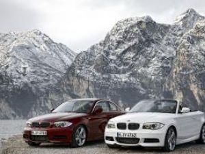 BMW Seria 1 Coupe & Cabrio Facelift