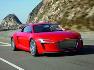 Audi va livra anul viitor prima mașină sport cu propulsie electrică