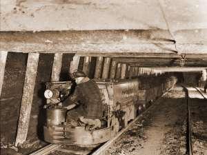 Lucrări în mină