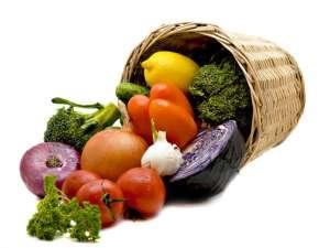 Fructele şi legumele crude scad riscul genetic de maladii cardiace. Foto: Shutterstock