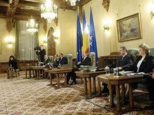 Preşedintele Traian Băsescu. Foto:  Sorin LUPSA