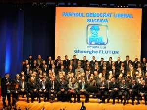 Echipa de candidaţi ai PDL Suceava la alegerile locale din 10 iunie