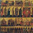 Lucrarea lui Dumnezeu prin sfintele Icoane