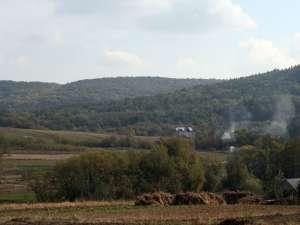 """""""Cartierul general"""" al trupelor sovietice a fost stabilit pe un deal de lângă satul Călineşti-Enache"""
