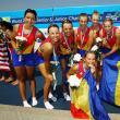 Premiu de 3000 de lei pentru canotoarea europeană şi mondială Gianina Beleagă