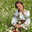 Denisa Apetrei, o zână a cântecului popular din Ţara de Sus