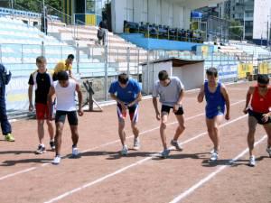 Pista de atletism a stadionului Areni va fi gazda unei competiţii interesante