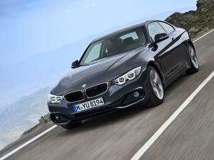 BMW Seria 4 va fi disponibil din octombrie de la 40.796 euro