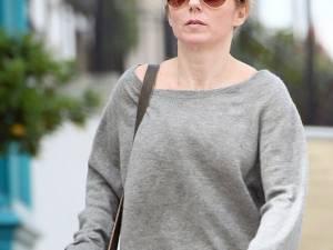 Geri Halliwell, apariţie ştearsă pe străzile Londrei