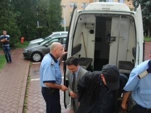 Consilierul local din partea PC, Paul Rusu, şi Dumitru Giurcă, arestaţi pentru 29 de zile