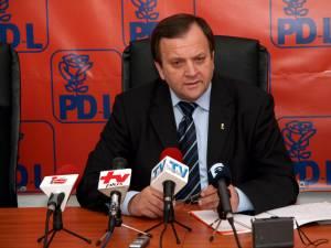 """Gheorghe Flutur: """"Deși am fost solicitat să fac parte din Guvernul alternativ, am ales să mă ocup de partea organizatorică a partidului"""""""