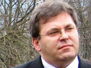 Preşedintele Organizației Județeane a Partidului Mișcareă, Corneliu Popovici