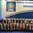 Echipa cu care PNL vrea să câştige alegerile în judeţul  Suceava