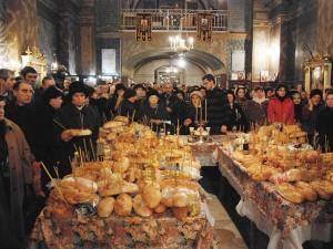 Pomenirea morţilor. Foto: www.doxologia.ro