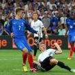Franţa a învins Germania şi şi-a asigurat biletele pentru marea finală de mâine