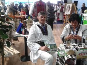Vacanţele în Bucovina au fost promovate la Târgul de Turism al României de la Bucureşti