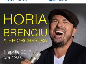 Horia Brenciu concertează, săptămâna viitoare, la Suceava