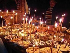 Pomenirea morţilor Sursa: crestin ortodox