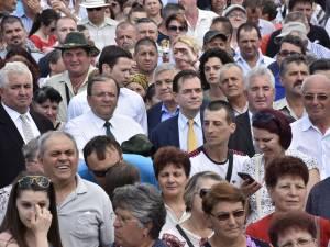 Președintele PNL Ludovic Orban, oaspete la Zilele Sucevei