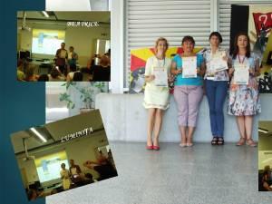"""ICT and free Web Tools in Education: Another way to Teach and to Learn"" – mobilitate Erasmus+ pentru profesori de la Colegiul Tehnic ""Alexandru Ioan Cuza"" Suceava"