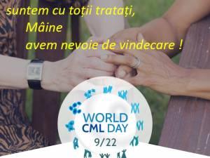 Vineri e Ziua Mondială a Leucemiei Mieloide Cronice