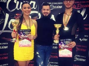 Rezultate remarcabile pentru dansatorii suceveni la Campionatul Naţional de Clase al României