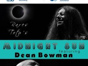 Concert de blues cu Rareş Totu, marţi, la USV