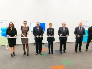 Capgemini a inaugurat ieri noul sediu din Suceava