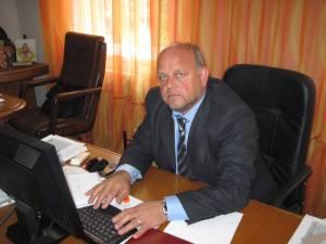 Aurel Olărean, fostul primar al municipiului Rădăuţi în perioada 2008-2014, dat în judecată de actuala conducere a administraţiei locale din acest oraş
