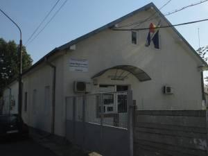 Centrul de migranti Radauti
