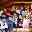 Petrecere pentru 23 de copii care suferă de autism și sindrom Down