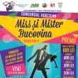 """Miss Şi Mister Bucovina"", sâmbătă, la Shopping City Suceava"