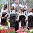 "Grupul vocal ""Bucovina"", Calafindeşti, coordonator Silvia Morari"