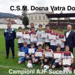 Dorna Vatra Dornei a devenit campioană județeană la juniori D