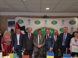 Reprezentanții orașelor înfrățite cu Suceava, prezenți la Zilele Orașului