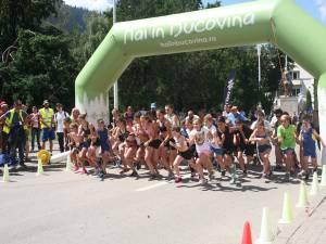 Sucevenii au fost în prim-plan la Campionatul de Alergare Montană de la Câmpulung Moldovenesc