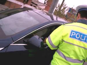 Peste 500 de amenzi date în trei zile de controale în trafic
