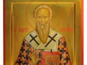 Sfântul Andrei, Arhiepiscopul Cretei (†740). Cântarea pocăinţei