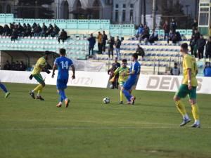 Foresta câștigă italienește meciul de pe teren propriu, cu Ceahlăul