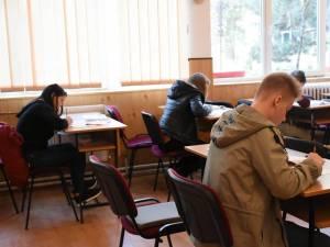 Lotul de elevi suceveni pentru Olimpiada de Limba Română (Liceu)