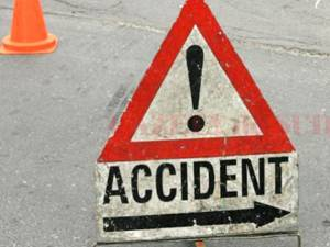 Fată de 10 ani, accidentată în timp ce traversa neregulamentar
