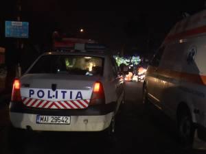 Accident cu trei răniţi, după ce un şofer nu a acordat prioritate